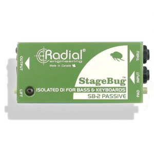 Radial Stagebug di box