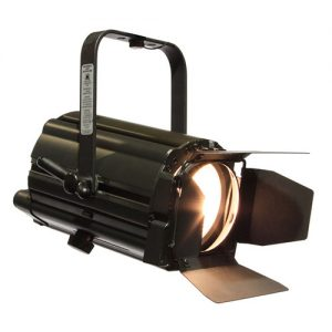 selecon acclaim 650w fresnel